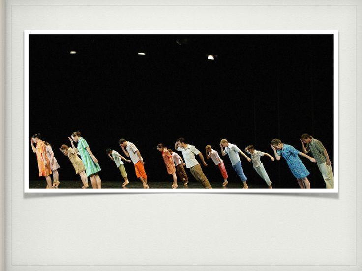 A través de la danza el artista nos lleva a experimentar los más variados sentimientos, arte natural y primordial por excelencia.