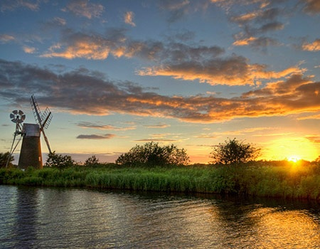 The Norfolk Sky