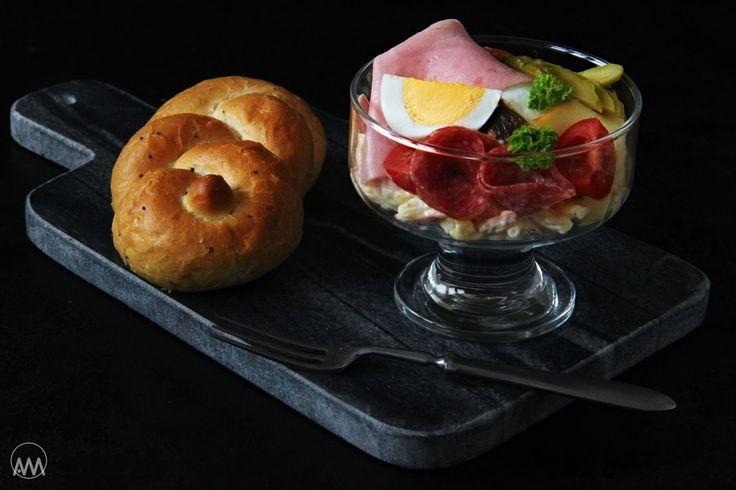 V kuchyni vždy otevřeno ...: Obložené vejce
