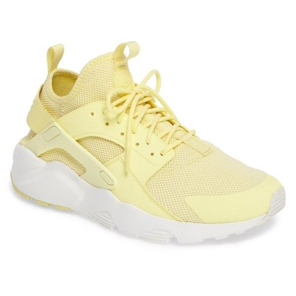 Men's Nike Air Huarache Ultra Breathe Sneaker ($130) ❤ liked on Polyvore featuring men's fashion, men's shoes, men's sneakers, nike mens shoes, mens shoes, mens sneakers, mens breathable shoes and mens lightweight running shoes