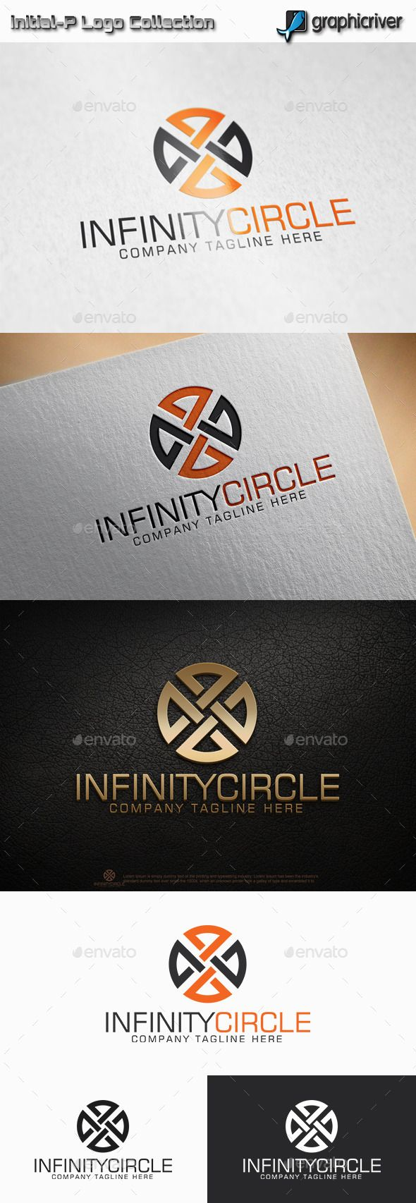 Infinity Circle  Logo Design Template Vector #logotype Download it here: http://graphicriver.net/item/infinity-circle-logo/11514735?s_rank=800?ref=nexion