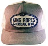I'll never see that logo without thinking about my dad. :) He's never wore another hat, ever! King Ropes