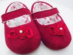 Resultado de imagem para sapatinhos de bebes