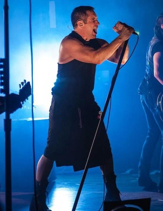 INTERVIEW: Trent Reznor On NIN Tour