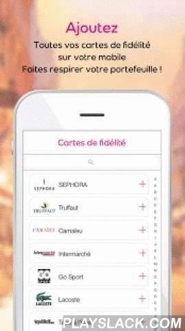 LE PASS-Cartes De Fidélité  Android App - playslack.com ,  Grâce à l'application LE PASS chargez toutes vos cartes de fidélités et cartes tampons sur votre mobile et retrouvez tous les bons plans en magasin autour de vous ;)Et en plus, cumulez des points