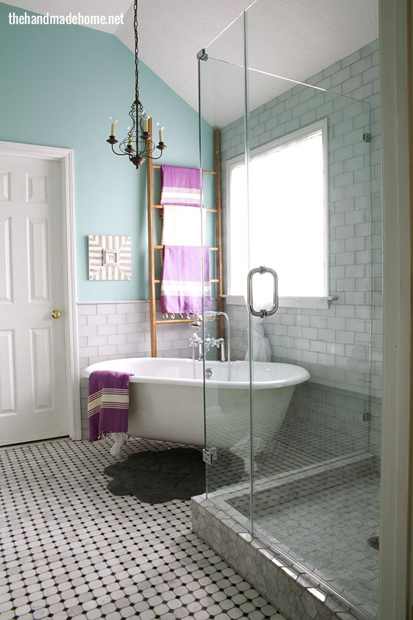 17 best ideas about bathtub replacement on pinterest how - Diy bathroom remodel before and after ...