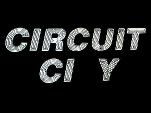 Circuit City, an Update by jeffs4653, via Flickr.