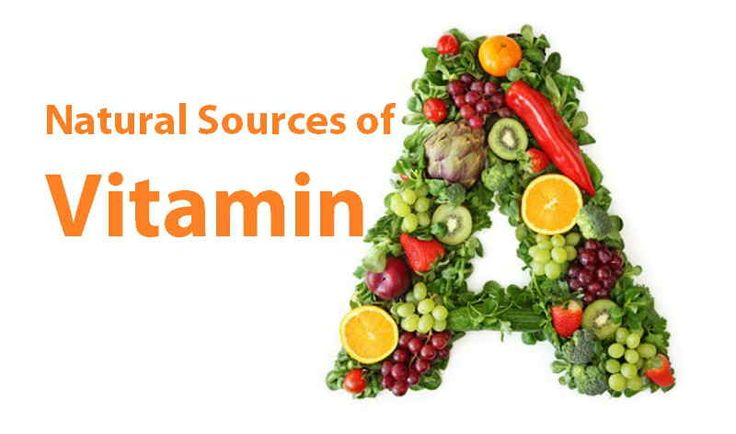 Take your daily dose of vitamin A naturally with these foods / PicHelp