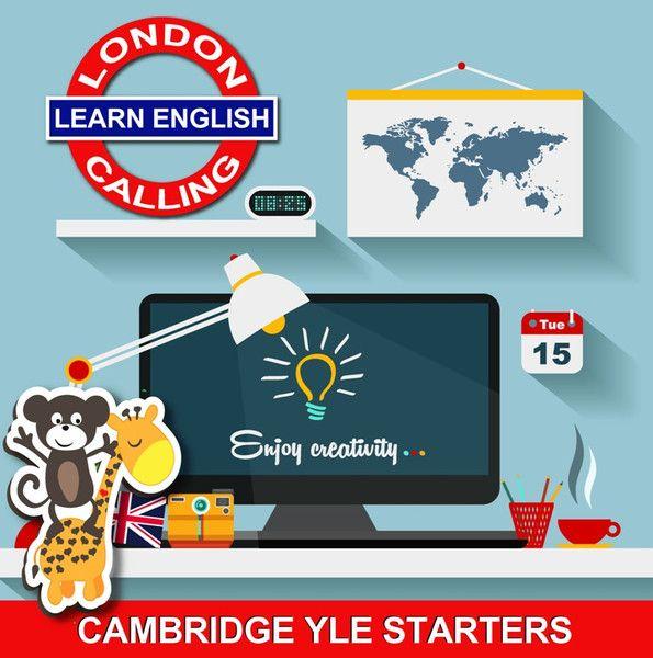 Cambridge YLE Starters – EDU Play