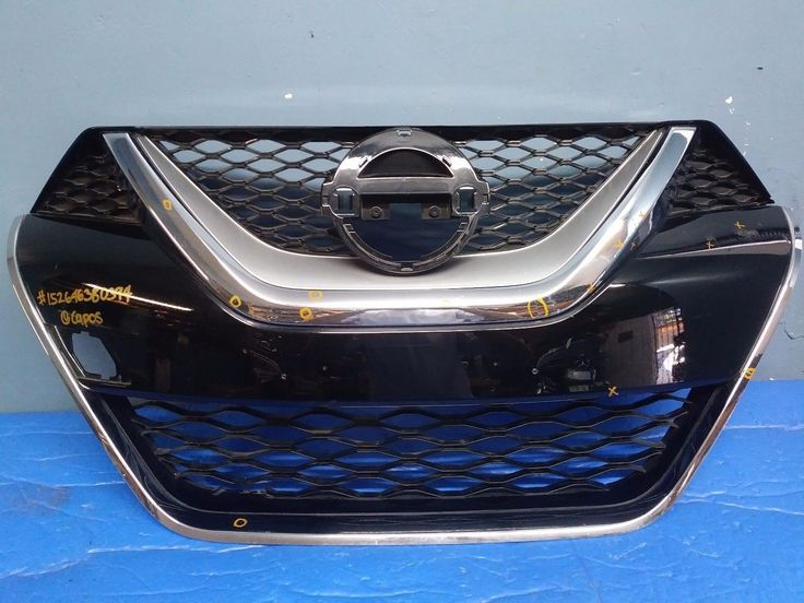 Awesome Nissan 2017: 2016-2017-2018 NISSAN MAXIMA GRILLE OEM,USED