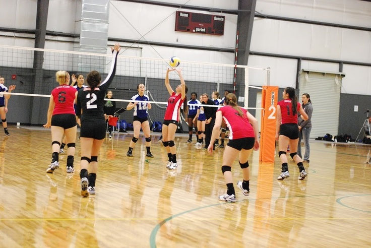 Dallas Opener December 2012 #volleyball, #texas image volleyball