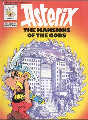 Free download Pdf files: Asterix and the Mansions of the Gods Pdf
