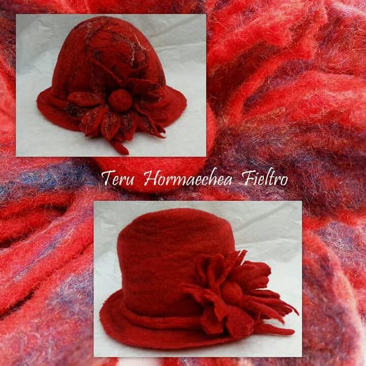 Sombreros de Fieltro  -Hecho a Mano