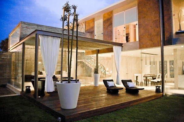 Casa Ita equilibrio de piedra y hormigón / Taller5 Arquitectos, México http://www.arquitexs.com/2013/11/casa-ita-equilibrio-de-piedra-y.html
