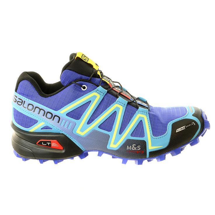 separation shoes 27f18 167af ... Salomon Speedcross 3 CS Trail Running Sneaker Shoe - Womens . ...