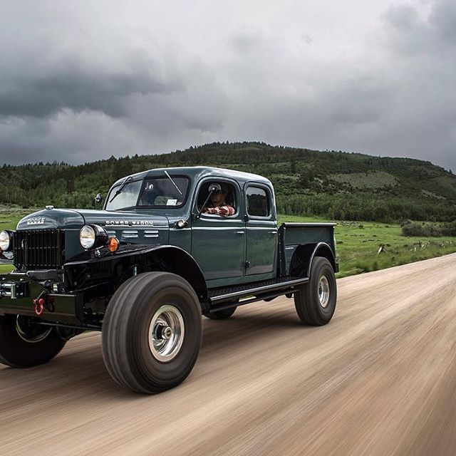Legendary trucks are our passion. To create the 4-Door Legacy Power Wagon, we graft two original cabs together and painstakingly shorten the bed to six feet. We then combine a nut/bolt restoration with modern technology: choice of GM LT1, Magnum 426 or Cummins diesel, an Atlas transfer case, a Dynatrac rearend or even portal axles. Amenities include Recaro seats and a Bluetooth-compatible entertainment system with Focal speakers. Numerous other options and upgrades are available…