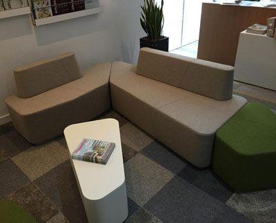 Коллекция модульных диванов ORGANIC OFFICE от VIASIT получила престижную премию Green Product Award 2015