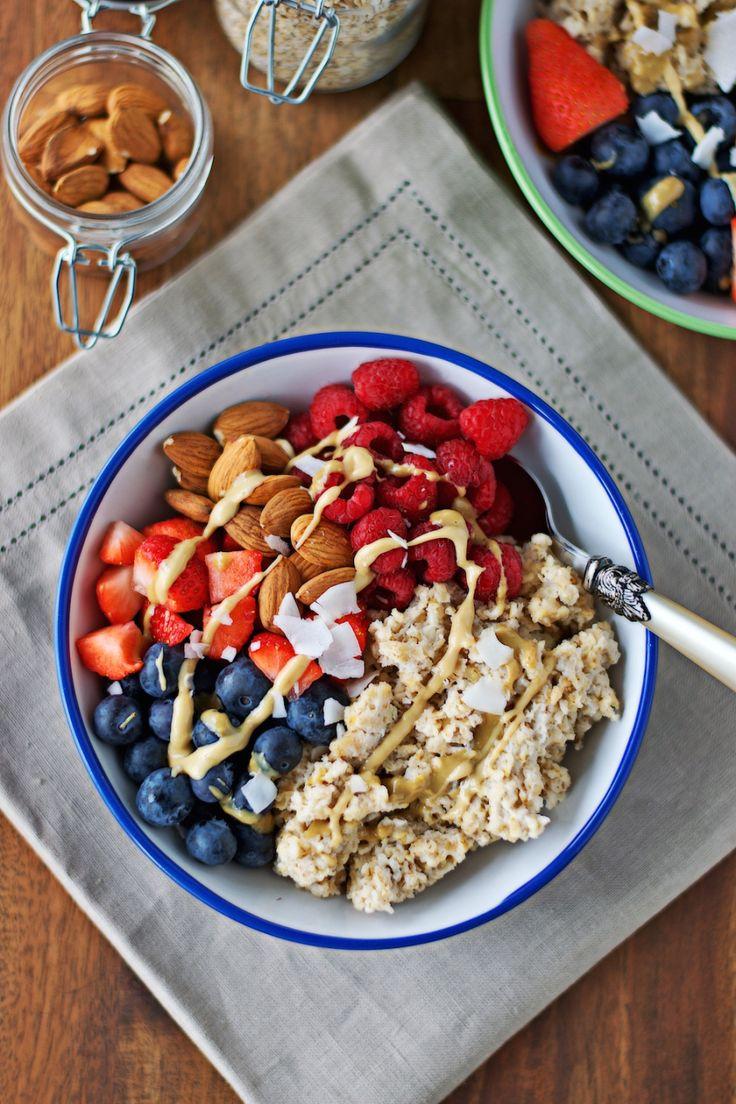 Breakfast Bowl [vegan, gluten free]