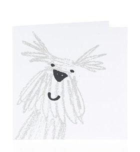 Sketchy Dog Blank Card                                                                                                                                                                                 More