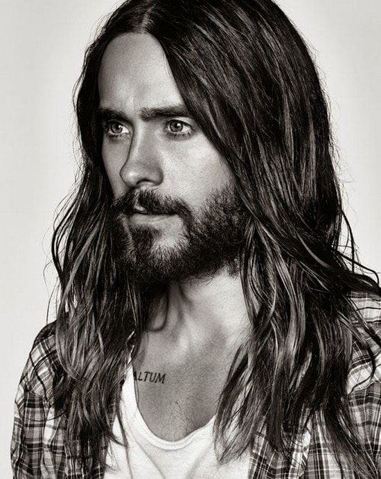 Long Hairstyles For Men long top taper fade hairstyle Curly Long Hairstyles For Men