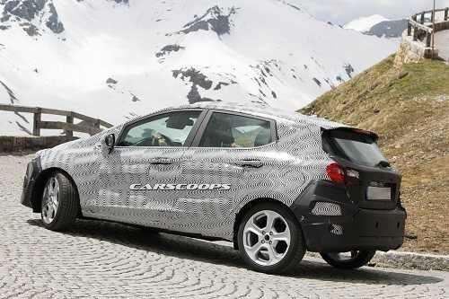 Este será el nuevo Ford Fiesta que el mundo conocerá a finales de noviembre