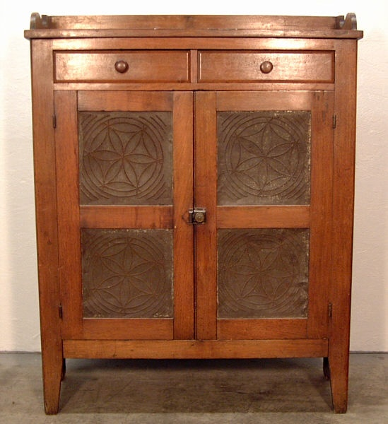 Antique Pie Safe.. This Is So Gorgeous.