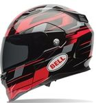 Bell Revolver EVO Segment Red Helmet