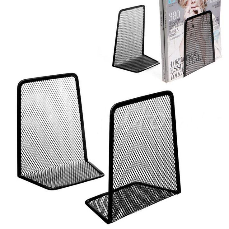 Best 25 metal mesh ideas on pinterest metal mesh screen for Metal bookends ikea