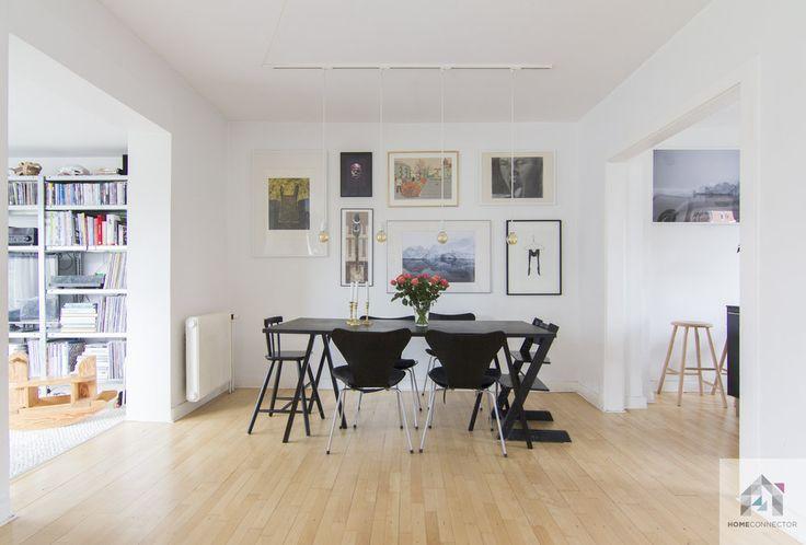 Udlejning af rækkehus - Hyggeligt rækkehus i Kastrup