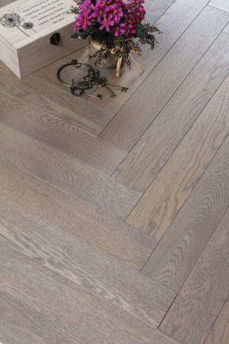 grey oak herringbone floors