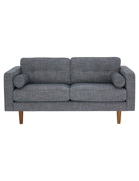 Luca Blair 2-Seater Sofa, Pewter product photo