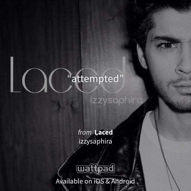 """I'm reading """"Laced"""" on #Wattpad. http://w.tt/17w456p #fanfiction #quote"""