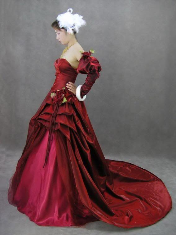 wedding dresses gothic
