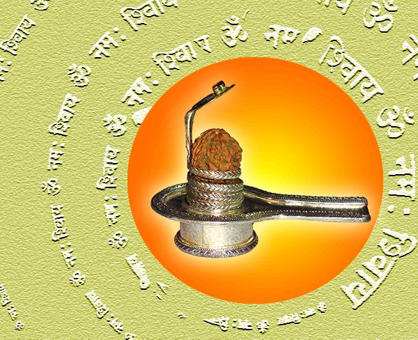 FIVE MUKHI ON LINGAM: Benefits: This is a heavy German silver made Lingam on which collector five Mukhi rudraksha is kept. This product see more: http://www.rudralife.com/heerashankh_fivemukhionlingam.html