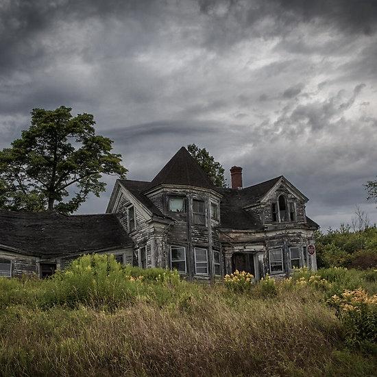 """""""Homestead -  Searsport, Maine"""""""