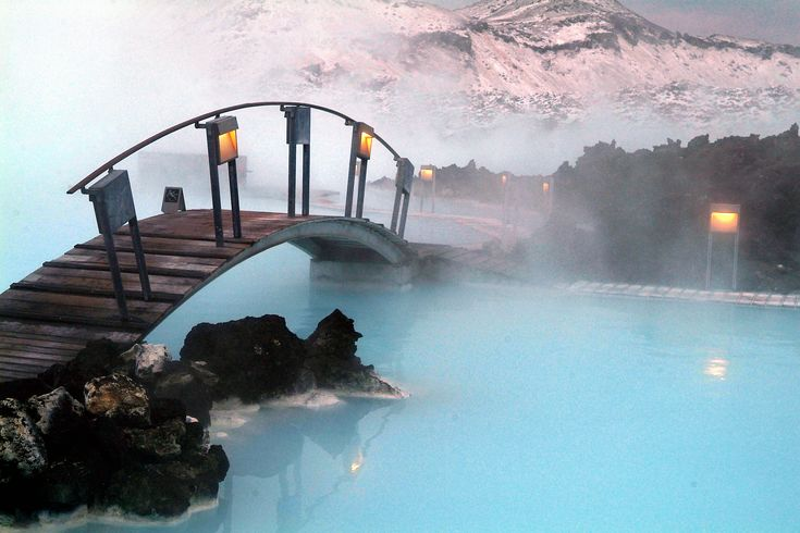 Blue Lagoon, Iceland Photo: Greenland Travel
