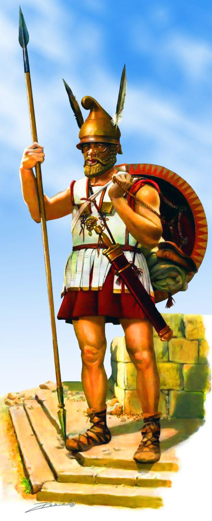 Carthaginian Sol R Punic Wars