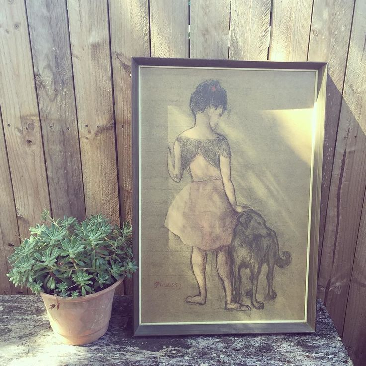 Adorable vintage print of little girl and dog. Very charming. Measures 48x70 cms. $30. Pickup from our home in Leichhardt within 7 days. To claim comment hold or sold to claim the item once claimed email us at innerwestsydneysalvage@outlook.com within 24 hrs. Failure to contact in that time will result in item being relisted. Failure to pickup on arranged day will result in the item being relisted by innerwestsydneysalvage