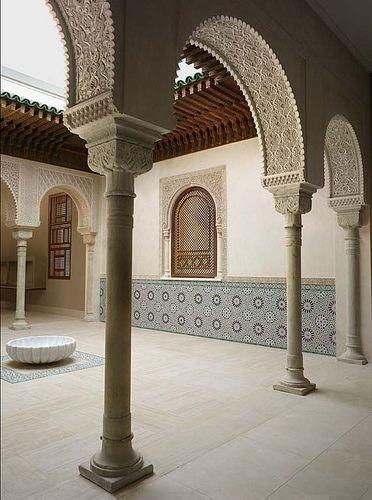 Metropolitan Museum's Moroccan Court