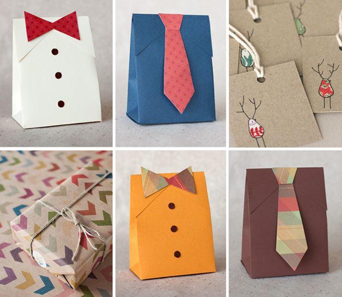 Подарки для коллег и подарочная упаковка