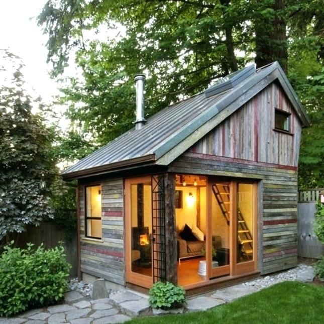 Small Wooden House Tiny Wooden Homes Awesome To Do Wood Houses Small Modern Wooden House Minecraft Backyard House Backyard Sheds Backyard