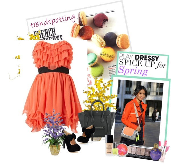 """""""Hello Spring!"""" by sekars on Polyvore"""