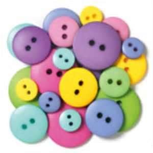 Cloth Pins & Buttons - One minute party game