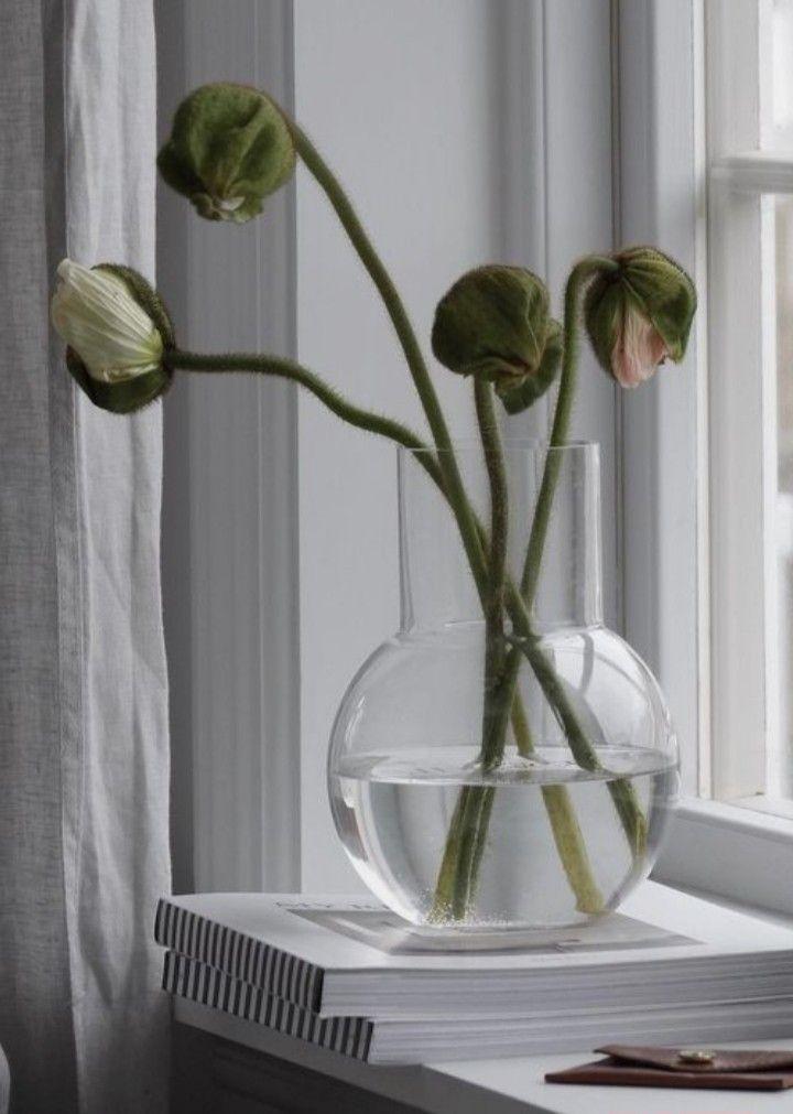 Pin Van Spring Store Op Bedrooms Scandinavisch Vensterbank Kamerplanten