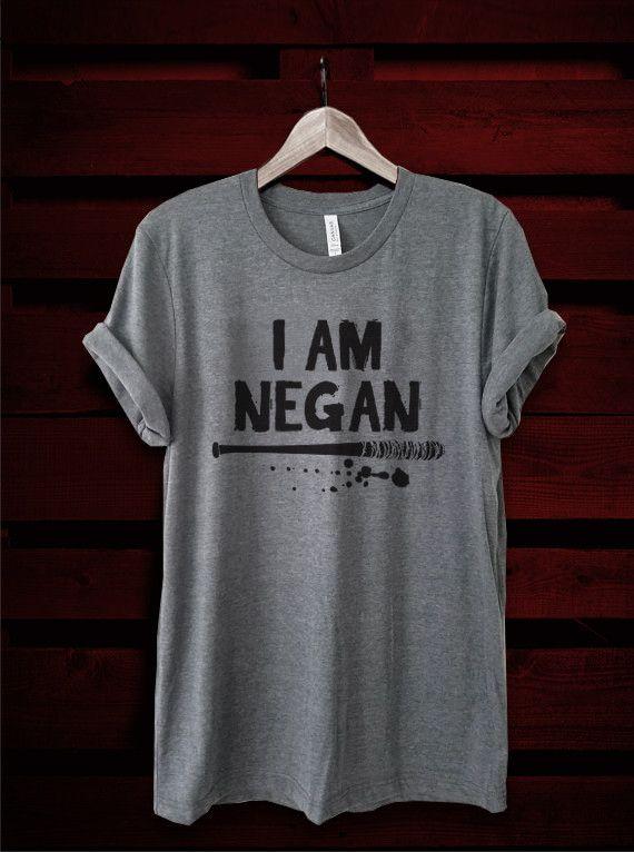 I am Negan, Walking Dead Fan T-Shirt