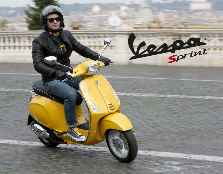 Vespa 125cc 3V