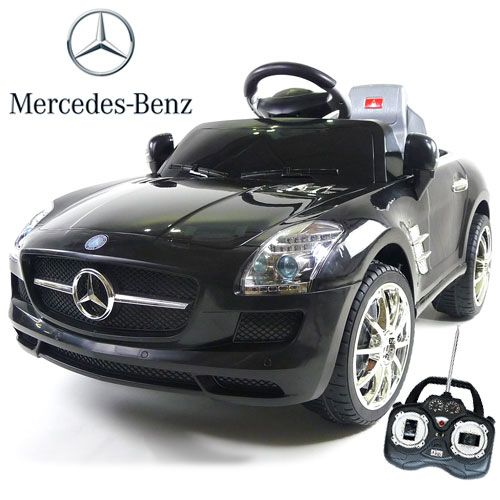 Licensed mercedes 6v convertible ride on car with mp3 for Mercedes benz kid car