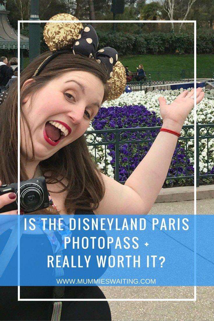 Is the Disneyland Paris PhotoPass + REALLY worth it? - Mummies Waiting