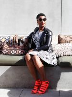 On The Streets Of L.A. With Awkward Black Girl's Issa Rae #refinery29  http://www.refinery29.com/neiman-marcus-on-the-verge