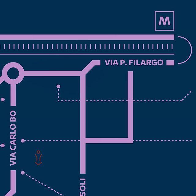 #map #maps #campus #iulm #milano #milan #iulmuniversity #infodesign #infographics #infographic #street #illustration #illustrations #metro #pietralocale #marcospinelli
